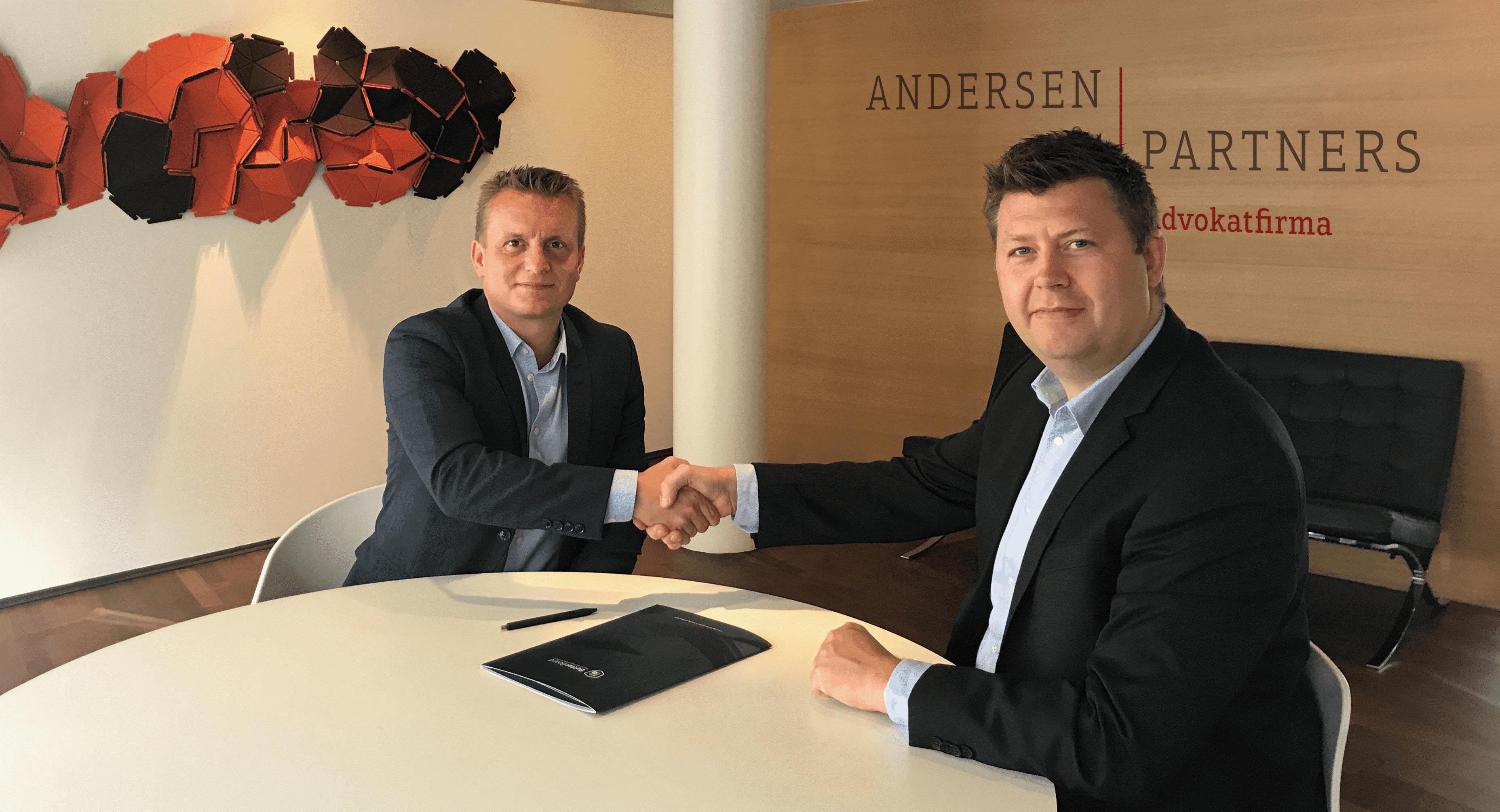 Samarbejde mellem BetterBoard og Andersen Partners