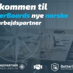 Velkommen til BetterBoards nye norske samarbejdspartner