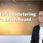 Nyttårsoppdatering for 2019 | BetterBoard Styreportal
