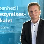 Åbenhed i bestyrelseslokalet episode 4 - strategiseminar