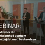 Webinar: Effektiviser din IT-virksomhed gennem samarbejdet med bestyrelsen