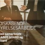 Værdiskabende bestyrelsesarbejde