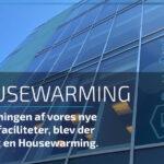 Housewarming hos BetterBoard i anledning af vores nye kontorfaciliteter